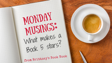 What makes a book 5 stars_